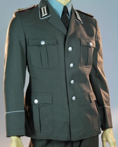 NVA Uniform Offizier Landstreitkräfte