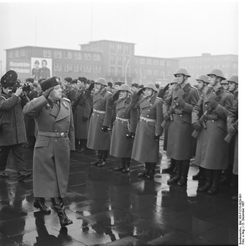 east german uniform